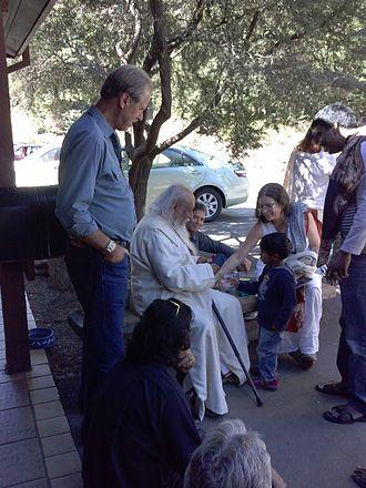Baba Hari Dass - Mount Madonna Center, California, Baba Hari Dass, Sep 2013