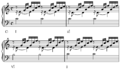 Bach - Well-Tempered Clavier, Book I, Prelude I, opening.png