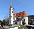 Bad Goisern - Kirche hl. Martin.JPG