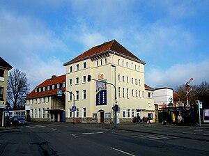 Bahnhof korbach wikipedia for M beldorf korbach küchen