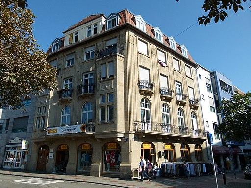 Bahnhofstraße 21 Bad Cannstatt 1