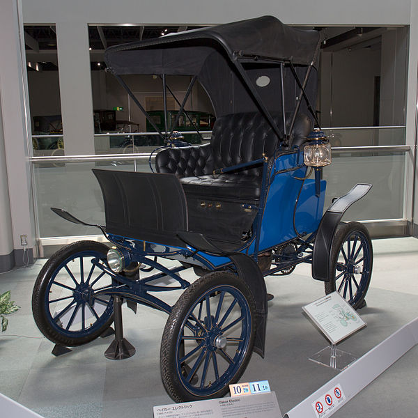 File:Baker Electric (1902) front-left Toyota Automobile Museum.jpg