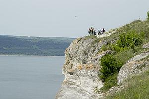 Podilski Tovtry National Nature Park - Image: Bakota Dnister
