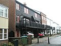 Balconies in River Road - geograph.org.uk - 1653473.jpg