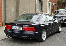 Bmw Serii 8 1989 Wikipedia Wolna Encyklopedia