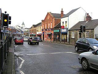 Балликлэр,  Северная Ирландия, Великобритания