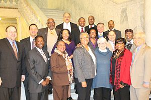 Baltimore City Delegation - The 2014 Baltimore City Delegation