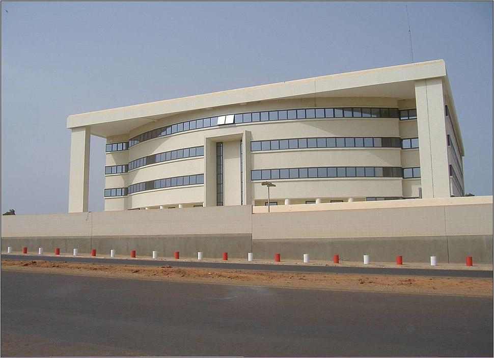Banco Centra Da Guine Bissau