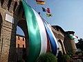 Bandiere,Rocca di Forlimpopoli.jpg