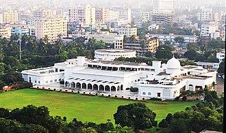 President of Bangladesh - Image: Bangabhaban