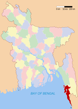 Cox's Bazar District - Wikipedia, the free encyclopedia