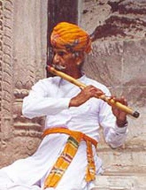 Vadya - Image: Banshri