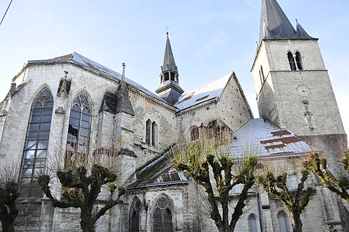 Photo - Eglise Saint-Maclou