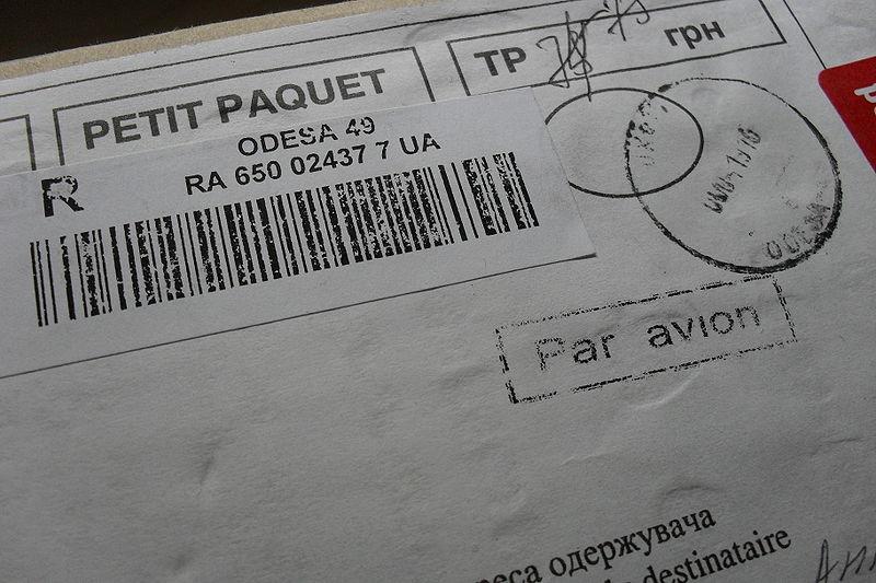 Barcodedmail.JPG
