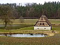 Barn and pond - Flickr - Stiller Beobachter.jpg