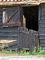 Barn door at Greenhill, Hatfield Broad Oak, Essex England.jpg