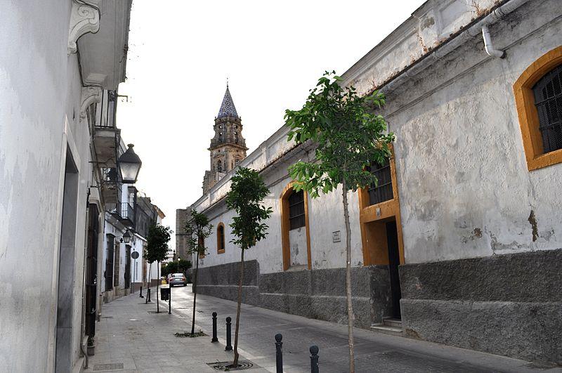 File:Barrio San Miguel Barja Torre Jerez.JPG