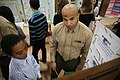 Barstow Marines judge, challenge, interact with local students 140219-M-ss662-005.jpg