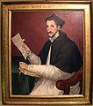 Bartolomeo passerotti, ritratto del cardinale ludovico moirano, 1575 ca., da fondaz. cavallini sgarbi a ro ferrarese.JPG