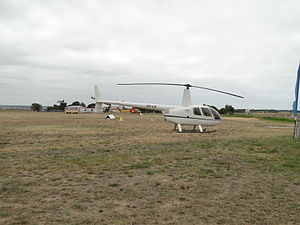 Barwon Heads airport helicopters.JPG