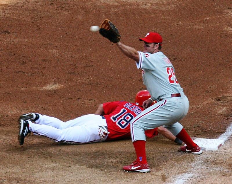 Baseball - sledge making base