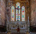 Basilica di Santa Maria Novella - 2016-05-25 - Altar and Stained Glass - 1068.jpg