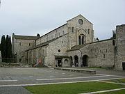 Basilica di aquilieia, esterno 01.JPG