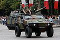 Bastille Day 2014 Paris - Motorised troops 061.jpg