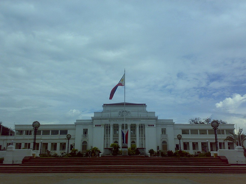 Batangas Provincial Capitol, Batangas City (6-27-2008)