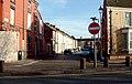Battenberg Street, from Hall Lane (109165683).jpg