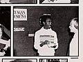 Bayero Fadil lors de la campagne présidentielle américaine de 1984.jpg