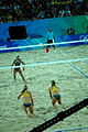 Beach volley at the Beijing Olympics - Brazil v. Australia (5).jpg