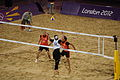 Beach volleyball at the 2012 Summer Olympics (7925276530).jpg