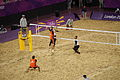 Beach volleyball at the 2012 Summer Olympics (7925383248).jpg