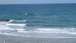 File:Beaches of Netanya P1080893.ogv