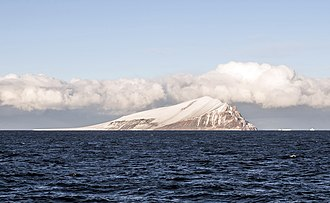 Antarctic Specially Protected Area - Image: Beaufort Island 2014