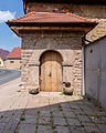 Bechstedtstraß Im Dorfe 17 Portal.jpg