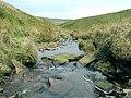 Beginnings of the river Dulais - geograph.org.uk - 166973.jpg