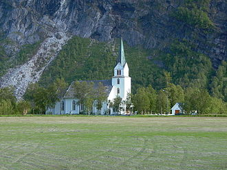 Beiarn - Beiarn Church