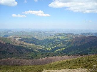 Beklemeto Pass - View from Beklemeto