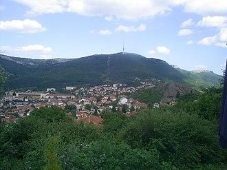 Belogradchik - Image: Belogradchik svik
