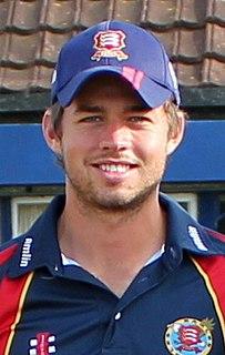 Ben Foakes English cricketer