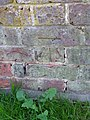 Bench Mark, Pulens Crescent - geograph.org.uk - 2053095.jpg