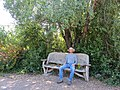 Bench with Ken (8044393310).jpg