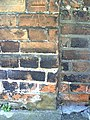 Benchmark on ^2 Church Street - geograph.org.uk - 2130620.jpg