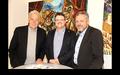 Benefizausstellung zugunsten Polyneuropathie. Bernhard Görg, Matthias Laurenz Gräff, Werner Groiß.png