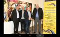 Benefizausstellung zugunsten Polyneuropathie. Werner Groiß, Bernhard Görg, Matthias Laurenz Gräff, Jörg Leiter.png