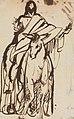 Benjamin Robert Haydon - Study For, Christ's Entry into Jerusalem - B1977.14.2669 - Yale Center for British Art.jpg