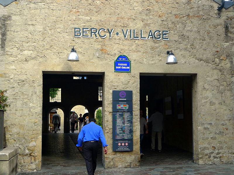 Fichier:Bercy village - Passage Saint-Émilion, 7 August 2009.jpg