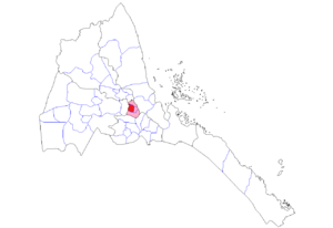 Berikh Subregion - Image: Berikh (district)